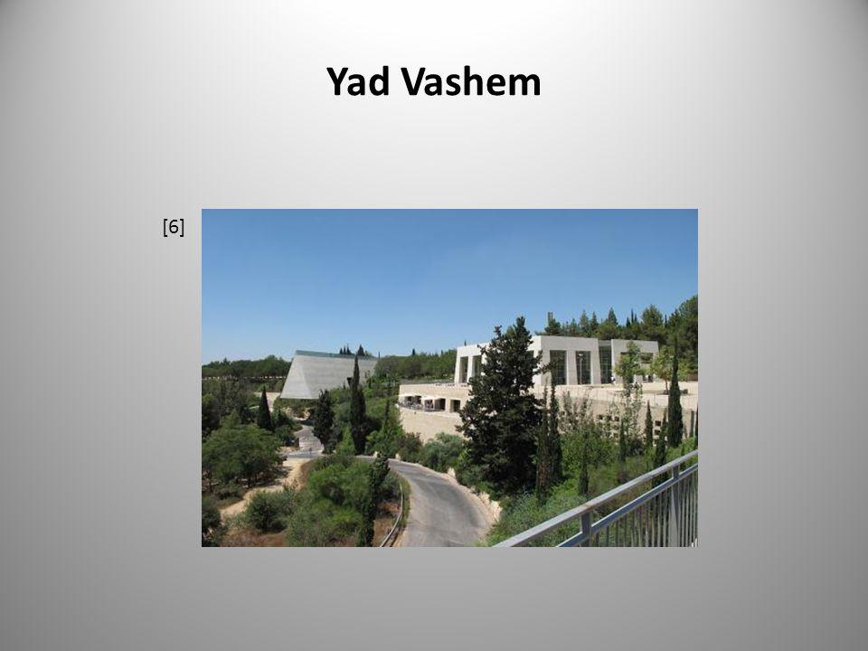 Yad Vashem [6]